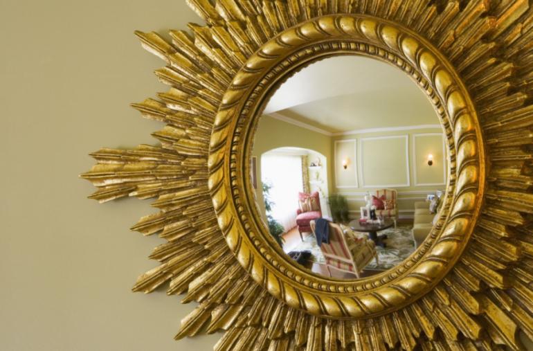 Зеркальные законы в интерьере: техника фэн-шуй в размещении зеркала