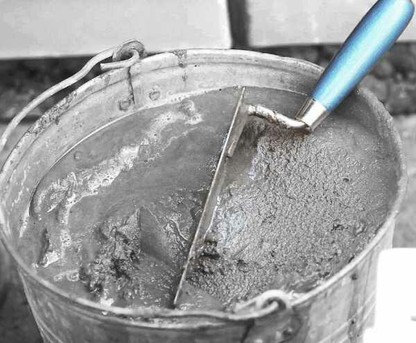 Добавить золу в цементный раствор купить акриловую грунтовку по бетону