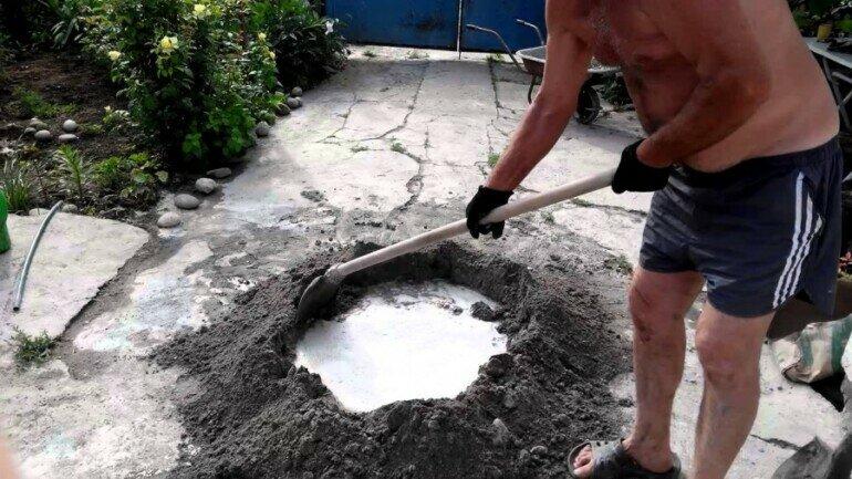 Зачем кладут в раствор золу вместо цемента