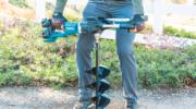 Эффективное бурение скважин с помощью ямобуров: аренда спецтехники